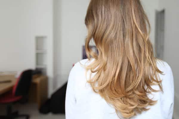 Couleur cheveux teint neutre