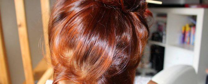 Henné pour les cheveux bio