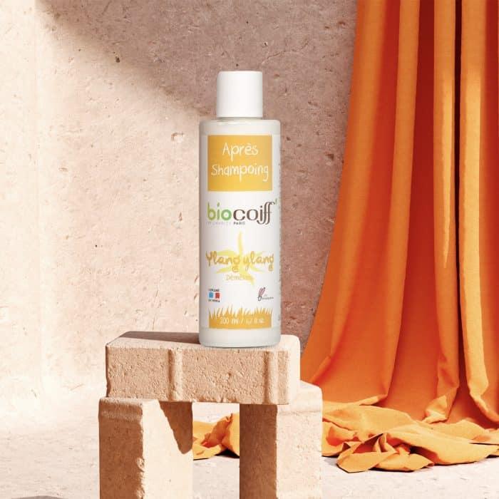 apres shampoing naturel