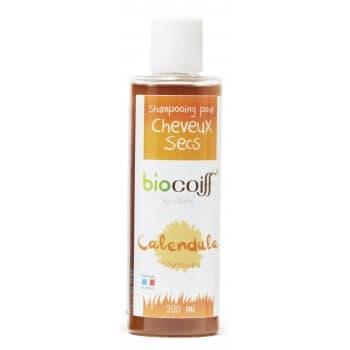 shampoing bio cheveux secs