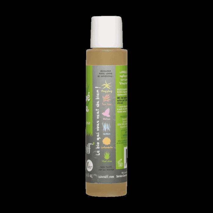 gel aloe vera pour cheveux déshydratés