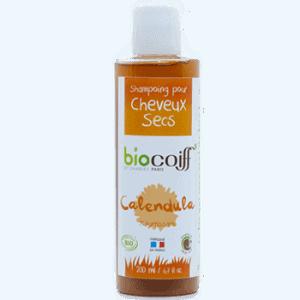 shampoing bio pour cheveux secs