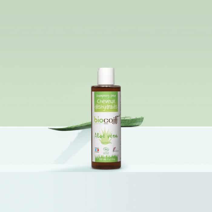 shampoing bio pour cuir chevelu déshydraté