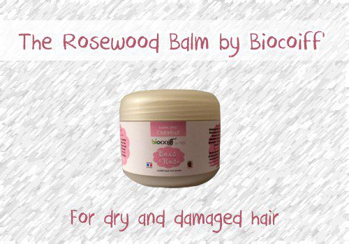 Rosewood balm by Biocoiff