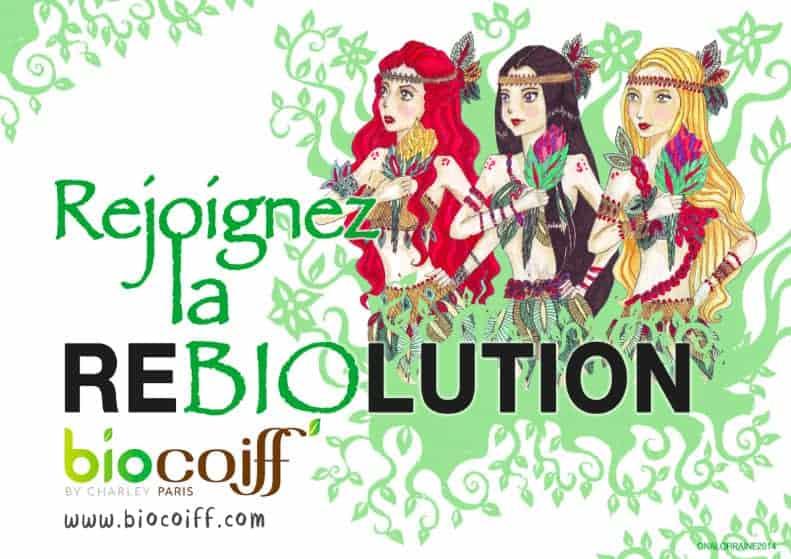 Coloration bio Paris