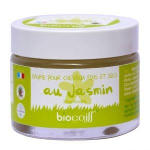 nouveau baume au jasmin pour cheveux fins et secs