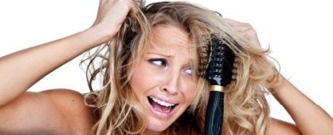 Marre des cheveux secs et cassants