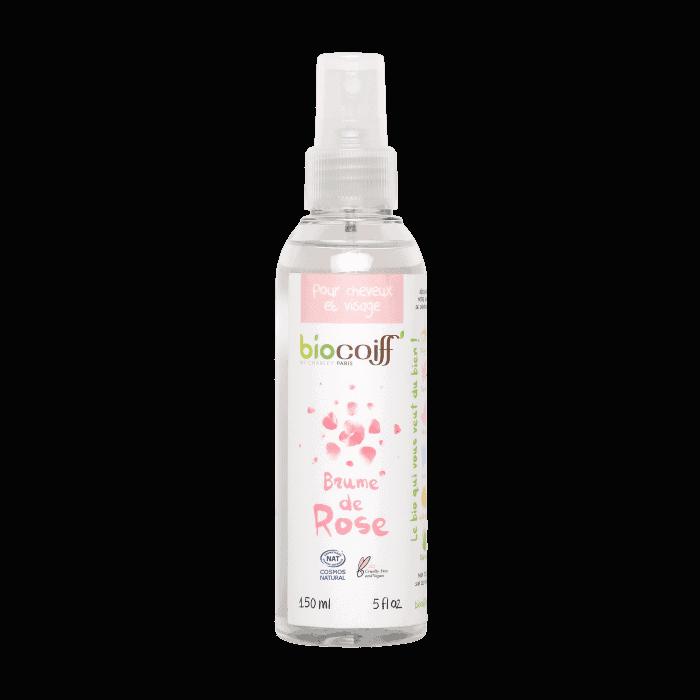 brume rose cheveux bio