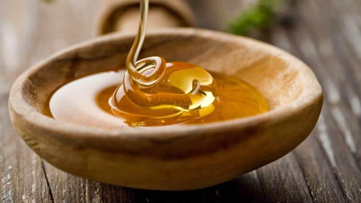 cosmétique faits maison miel