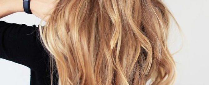 demi queue romantique coiffure