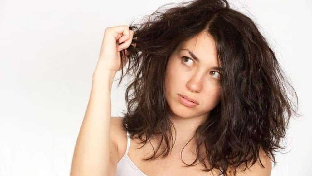 cheveux ternes abîmes