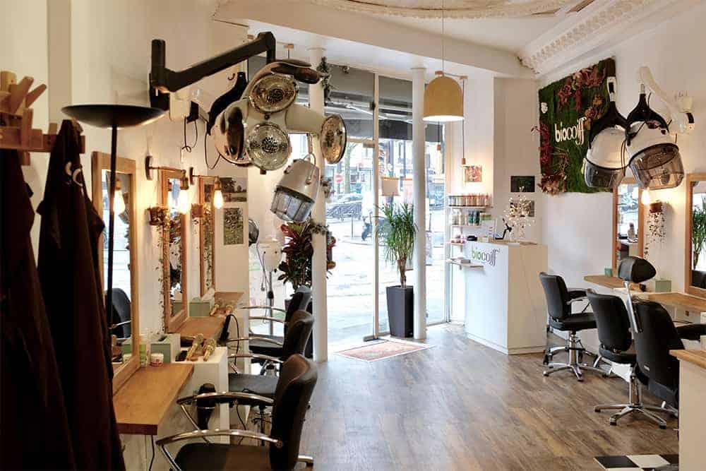 Liste des adresses des salons biocoiff for Salon de coiffure bio paris