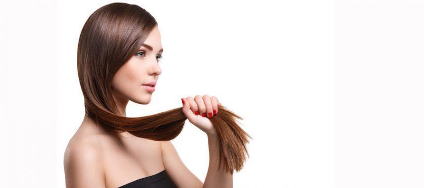 cheveux mous et fins