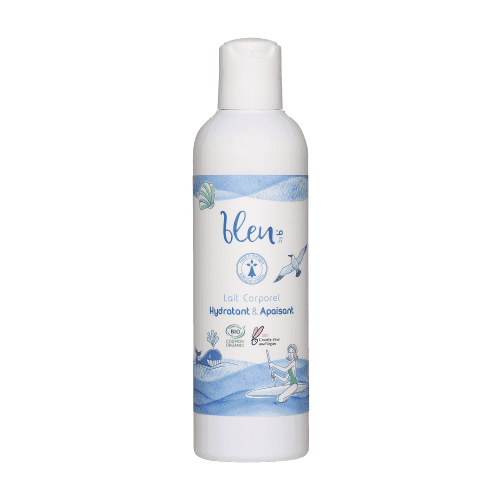 lait corporel bio hydratant