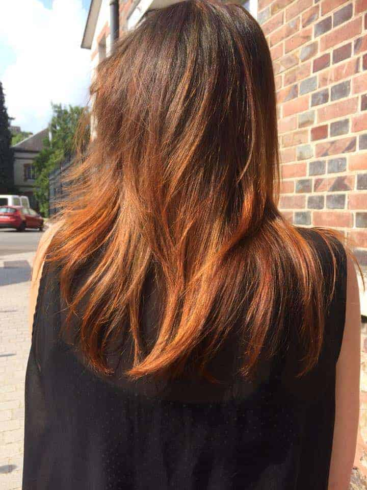 differences meches balayage