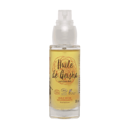 huile capillaire bio