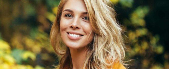 Coloration naturelle blond