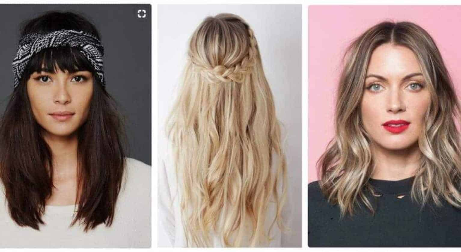 Idées de coiffure pour le weekend
