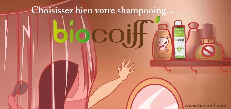 Choisir son shampoing bio