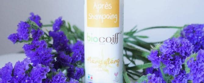 test apres shampoing biocoiff