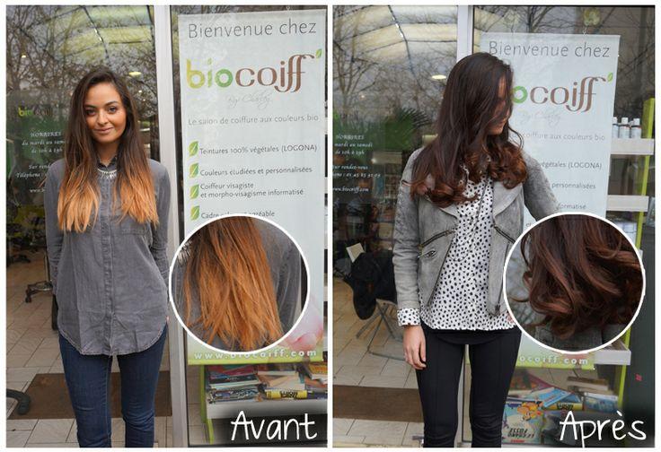 Soins capillaires bio Biocoiff'