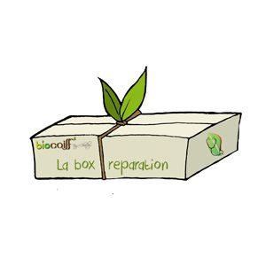 La BOX RÉPARATION Végétale