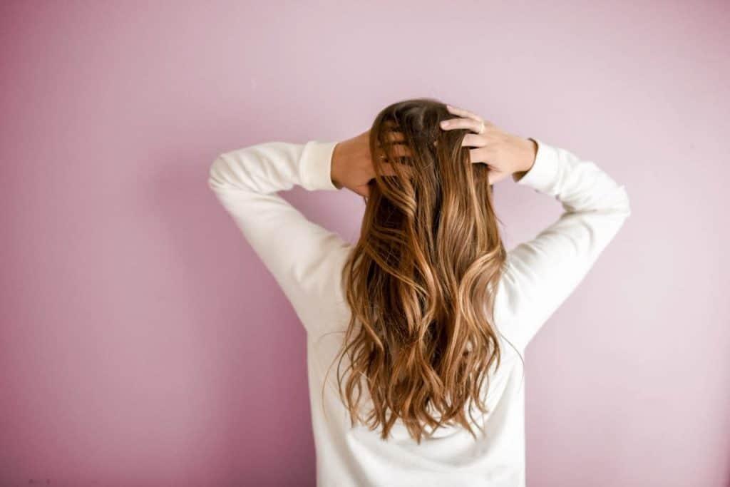 après shampoing sans silicone