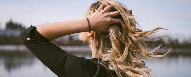 cheveux balayage