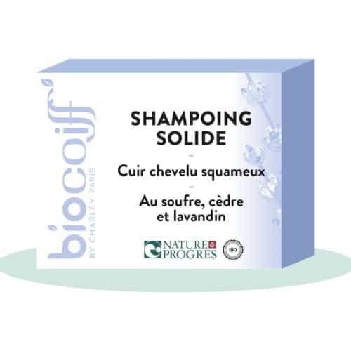 shampoing solide cuir chevelu squameux