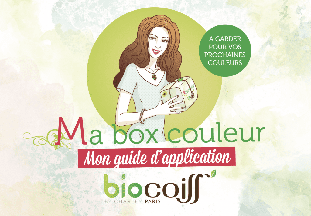 Guide application coloration végétale
